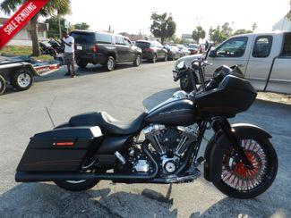 2013 Harley-Davidson Road Glide Custom in Hollywood, Florida