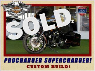 2013 Harley-Davidson Road Glide® Custom  FLTRX - CUSTOM BUILD - PROCHARGER! Mooresville , NC