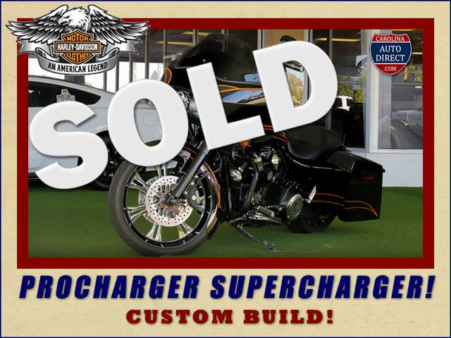 2013 Harley-Davidson Road Glide® Custom  FLTRX - CUSTOM BUILD - PROCHARGER! Mooresville , NC 0