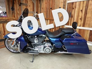 2013 Harley Davidson Road King CVO FLHRSES Anaheim, California