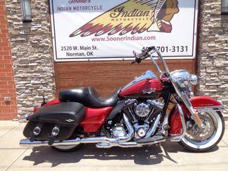 2013 Harley Davidson Road King in Tulsa, Oklahoma