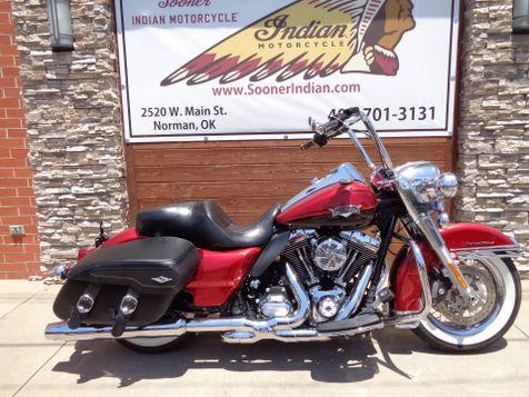2013 Harley Davidson Road King Classic in Tulsa, Oklahoma