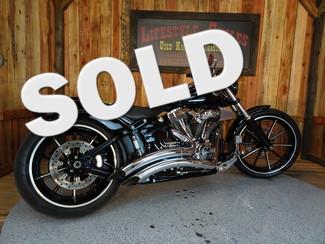 2013 Harley-Davidson Softail® Breakout® Anaheim, California