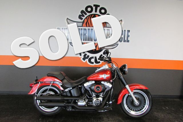 2013 Harley-Davidson Softail® Fat Boy® Lo Arlington, Texas 0