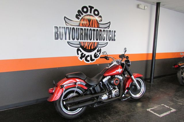 2013 Harley-Davidson Softail® Fat Boy® Lo Arlington, Texas 1