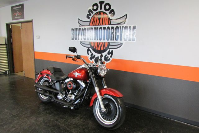 2013 Harley-Davidson Softail® Fat Boy® Lo Arlington, Texas 2