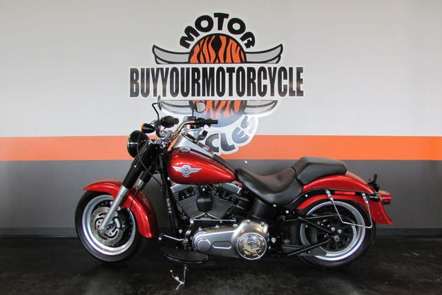 2013 Harley-Davidson Softail® Fat Boy® Lo Arlington, Texas 23