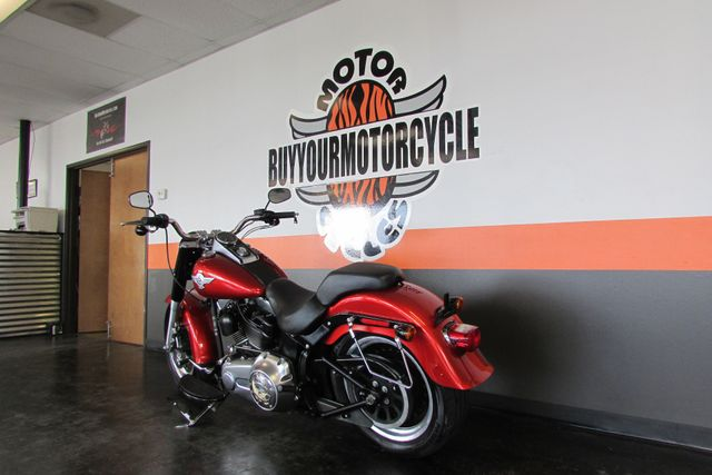 2013 Harley-Davidson Softail® Fat Boy® Lo Arlington, Texas 25