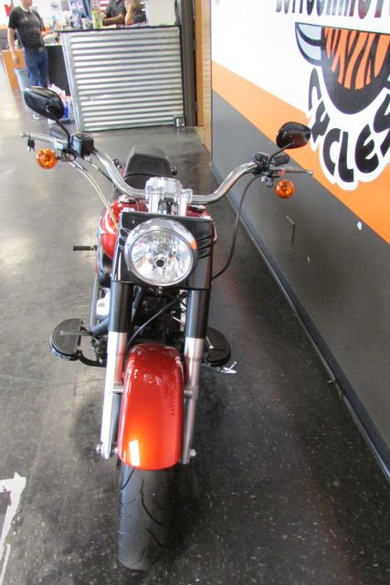 2013 Harley-Davidson Softail® Fat Boy® Lo Arlington, Texas 4