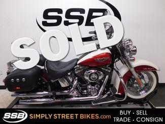 2013 Harley-Davidson Softail Deluxe FLSTN in Eden Prairie