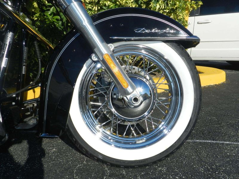 2013 Harley-Davidson Softail Deluxe   city Florida  MC Cycles  in Hollywood, Florida