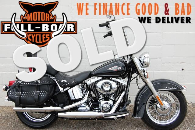 2013 Harley Davidson SOFTAIL HERITAGE CLASSIC FLSTC FLSTC SOFTAIL HERITAGE CLASSIC in Hurst TX