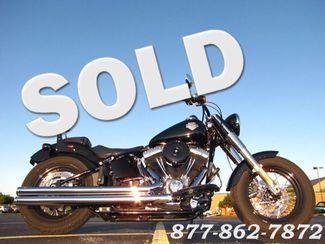 2013 Harley-Davidson SOFTAIL SLIM FLS 103 SLIM FLS103 McHenry, Illinois
