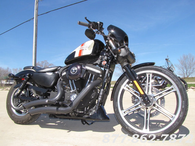 2013 Harley-Davidson SPORTSTER 883 IRON XL883N SPORTSTER 883 IRON McHenry, Illinois 0