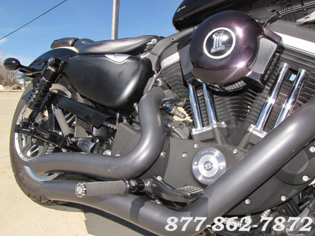 2013 Harley-Davidson SPORTSTER 883 IRON XL883N SPORTSTER 883 IRON McHenry, Illinois 24