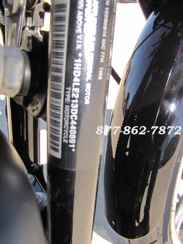 2013 Harley-Davidson SPORTSTER 883 IRON XL883N SPORTSTER 883 IRON McHenry, Illinois 29