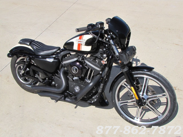 2013 Harley-Davidson SPORTSTER 883 IRON XL883N SPORTSTER 883 IRON McHenry, Illinois 30