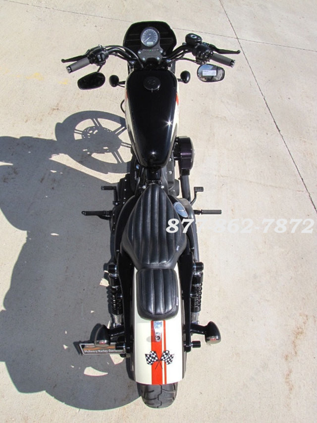 2013 Harley-Davidson SPORTSTER 883 IRON XL883N SPORTSTER 883 IRON McHenry, Illinois 34