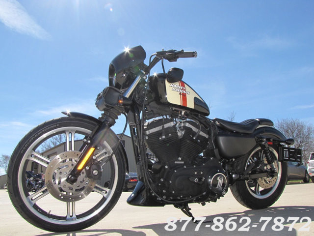 2013 Harley-Davidson SPORTSTER 883 IRON XL883N SPORTSTER 883 IRON McHenry, Illinois 38