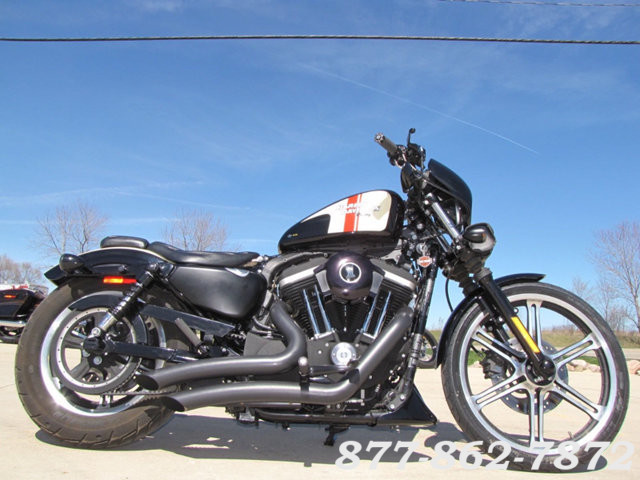2013 Harley-Davidson SPORTSTER 883 IRON XL883N SPORTSTER 883 IRON McHenry, Illinois 4