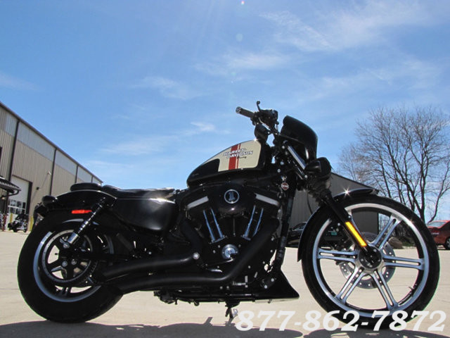 2013 Harley-Davidson SPORTSTER 883 IRON XL883N SPORTSTER 883 IRON McHenry, Illinois 42