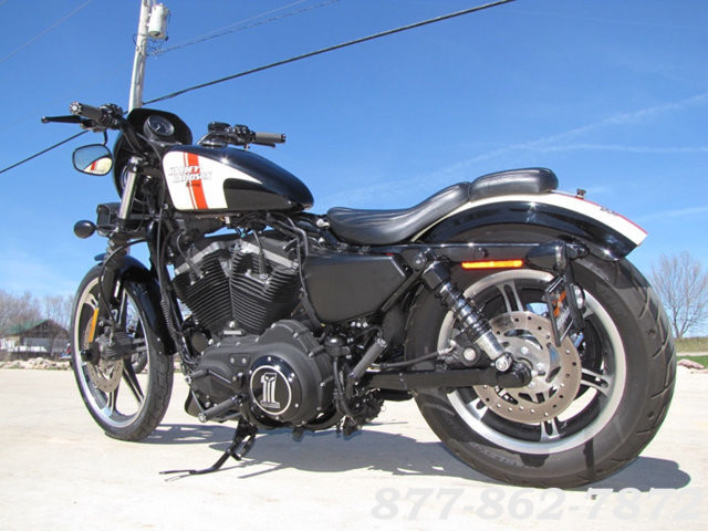2013 Harley-Davidson SPORTSTER 883 IRON XL883N SPORTSTER 883 IRON McHenry, Illinois 5