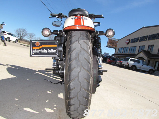 2013 Harley-Davidson SPORTSTER 883 IRON XL883N SPORTSTER 883 IRON McHenry, Illinois 6