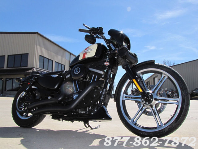 2013 Harley-Davidson SPORTSTER 883 IRON XL883N SPORTSTER 883 IRON McHenry, Illinois 36