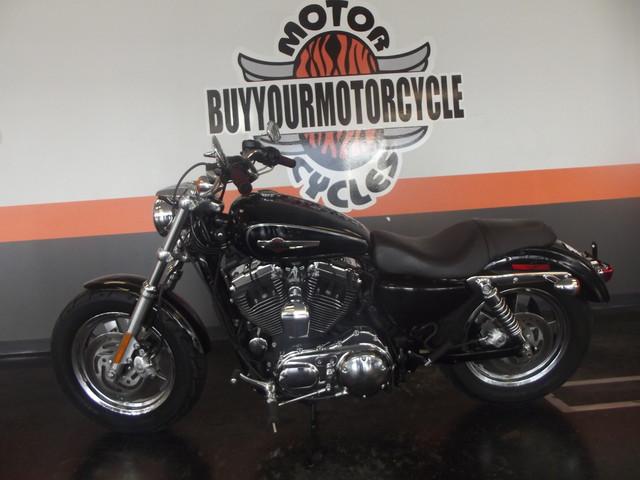 2013 Harley-Davidson Sportster® 1200 Custom Arlington, Texas 14
