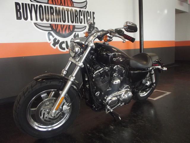 2013 Harley-Davidson Sportster® 1200 Custom Arlington, Texas 15