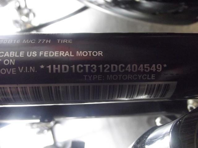 2013 Harley-Davidson Sportster® 1200 Custom Arlington, Texas 21