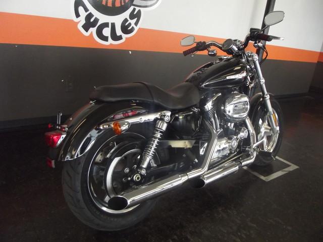 2013 Harley-Davidson Sportster® 1200 Custom Arlington, Texas 2