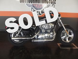 2013 Harley-Davidson Sportster® 1200 Custom Arlington, Texas