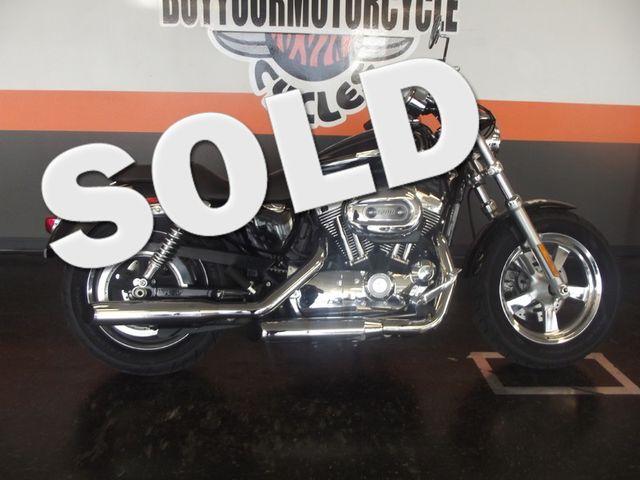 2013 Harley-Davidson Sportster® 1200 Custom Arlington, Texas 0