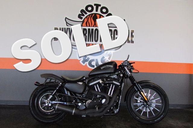 2013 Harley-Davidson Sportster 883 IRON XL883N Arlington, Texas 0