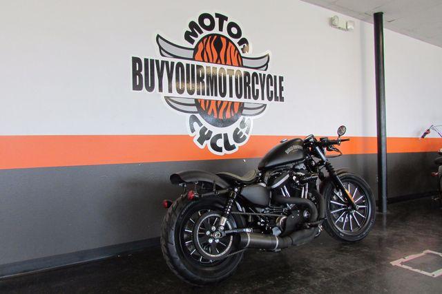 2013 Harley-Davidson Sportster 883 IRON XL883N Arlington, Texas 1