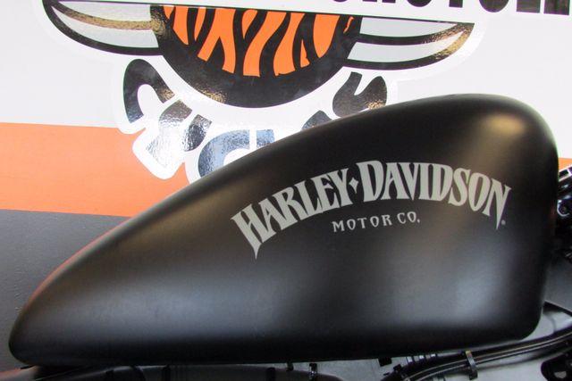 2013 Harley-Davidson Sportster 883 IRON XL883N Arlington, Texas 14