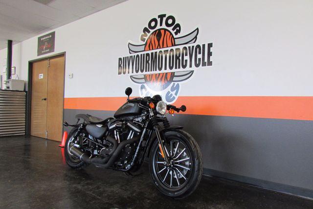 2013 Harley-Davidson Sportster 883 IRON XL883N Arlington, Texas 2