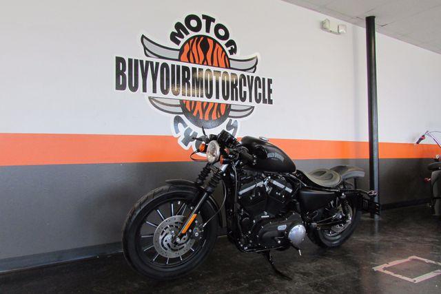 2013 Harley-Davidson Sportster 883 IRON XL883N Arlington, Texas 23