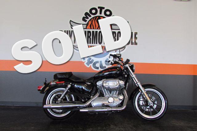 2013 Harley-Davidson Sportster® SuperLow® Arlington, Texas 0