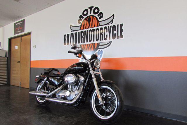 2013 Harley-Davidson Sportster® SuperLow® Arlington, Texas 4