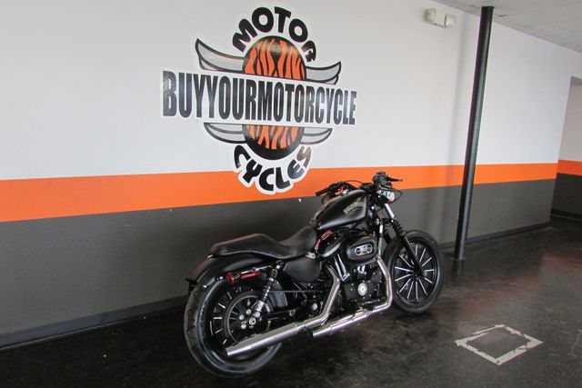 2013 Harley-Davidson Sportster® 883™ Arlington, Texas 1
