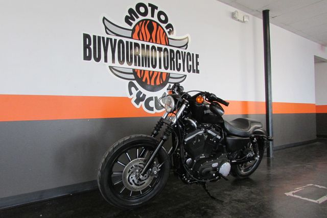 2013 Harley-Davidson Sportster® 883™ Arlington, Texas 24