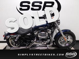 2013 Harley-Davidson Sportster XL1200C  in Eden Prairie