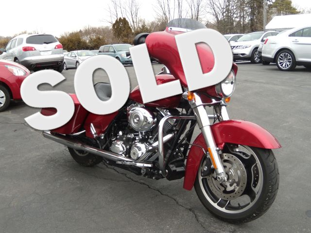 2013 Harley-Davidson Street Glide® Base Ephrata, PA 0