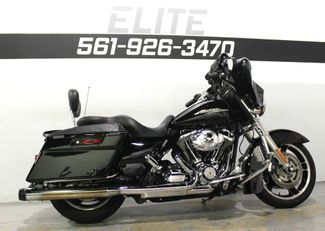 2013 Harley Davidson Street Glide FLHX Boynton Beach, FL 34