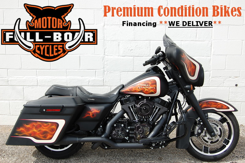 2013 Harley Davidson STREET GLIDE FLHX STREET GLIDE FLHX in Hurst TX