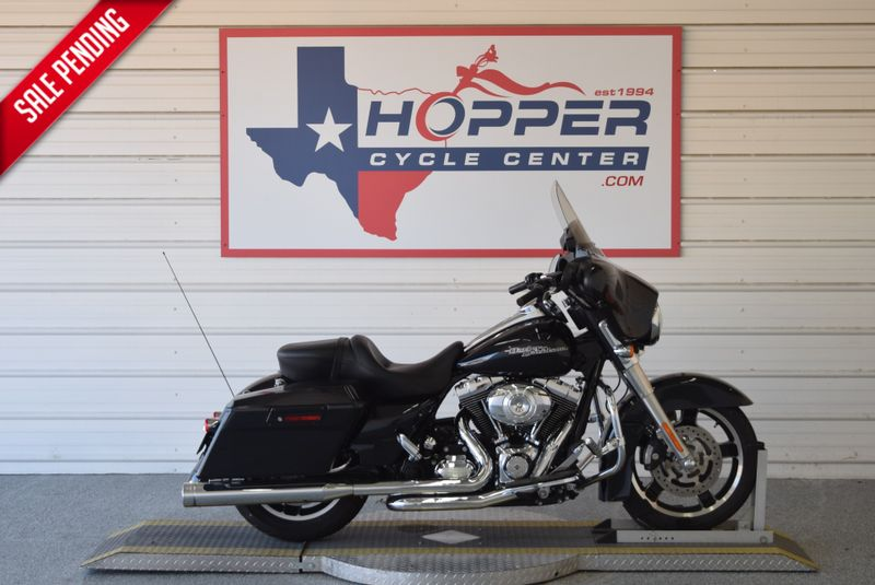 2013 Harley-Davidson Street Glide   city TX  Hoppers Cycles  in , TX