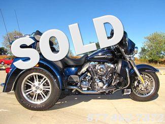 2013 Harley-Davidson TRIGLIDE ULTRA CLASSIC FLHTCUTG TRIGLIDE TRIKE 103 McHenry, Illinois