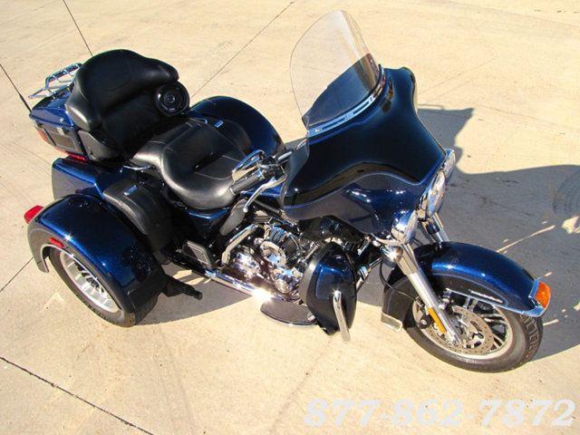 2013 Harley-Davidson TRIGLIDE ULTRA CLASSIC FLHTCUTG TRIGLIDE TRIKE 103 McHenry, Illinois 36